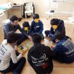コア甲府教室英語国際交流パーティー